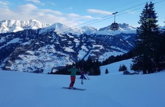 Skirennen Grüsch Danusa 2019