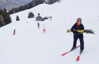 Skirennen Grüsch Danusa 2020